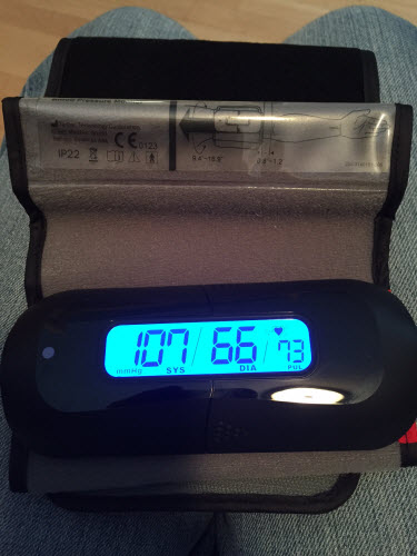 MobileHealth (MbH) Wireless Bluetooth Blood Pressure Monitor Review