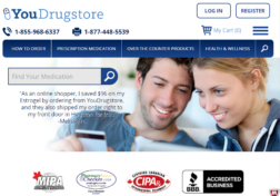 YouDrugStore.com Review | How To Buy Cheap Prescription Drugs Online