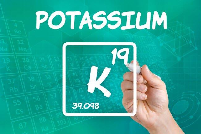 potassium and atrial fibrillation