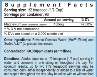 remag-magnesium-supplement-label