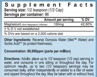 remag-magnesium-supplement-label