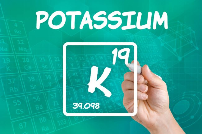 potassium and atrial fibrillation